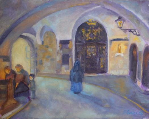 Predrag pižurica - kamenita vrata